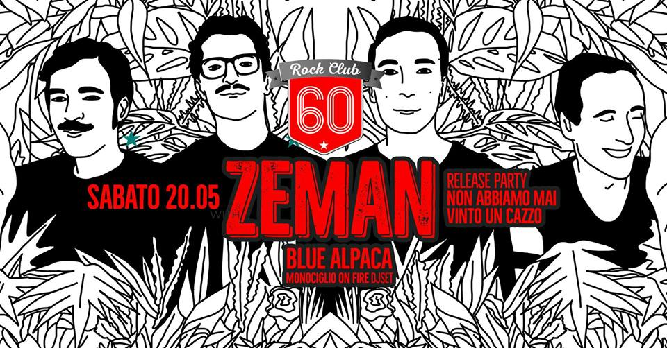 Zeman presentazione live pradamano