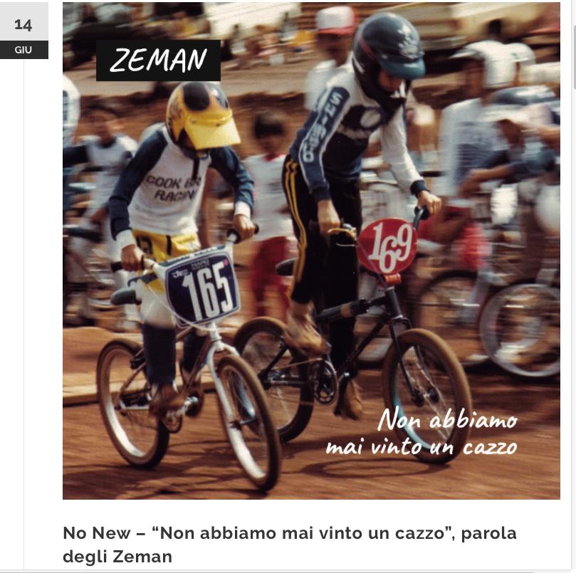 zeman intervista no sense 2